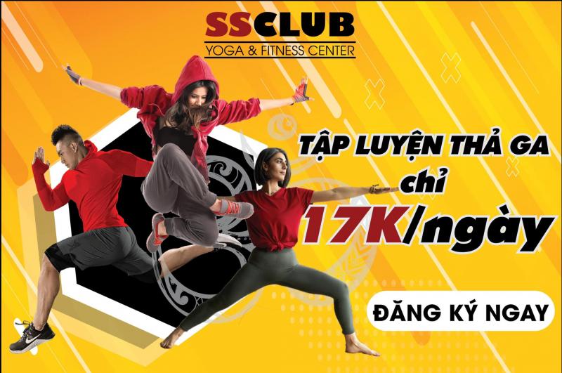 SS Club Fitness & Yoga Center