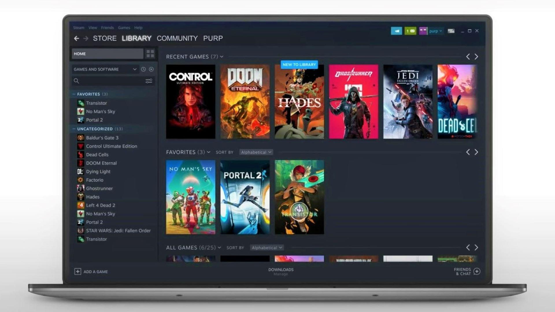 Valve muốn bạn chơi game trên Steam trước khi hoàn thành tải về - ảnh 1