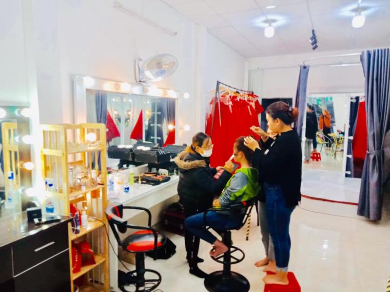 Studio Thiên Ân Wedding.