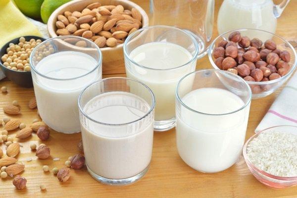 Sữa bò hay sữa đậu nành