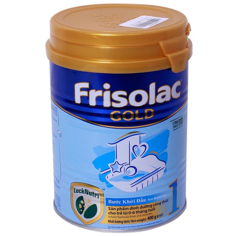 Sữa bột Frisolac