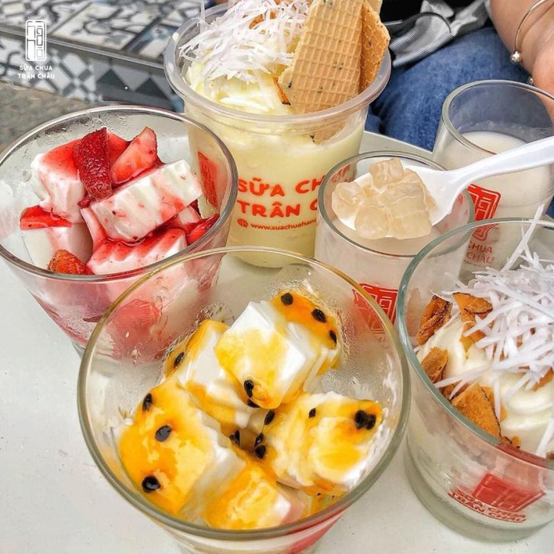 Top 5 Quán sữa chua trân châu ngon nhất tỉnh Thái Nguyên