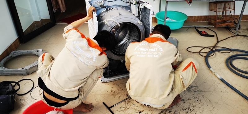 Sửa máy giặt Thịnh Phát