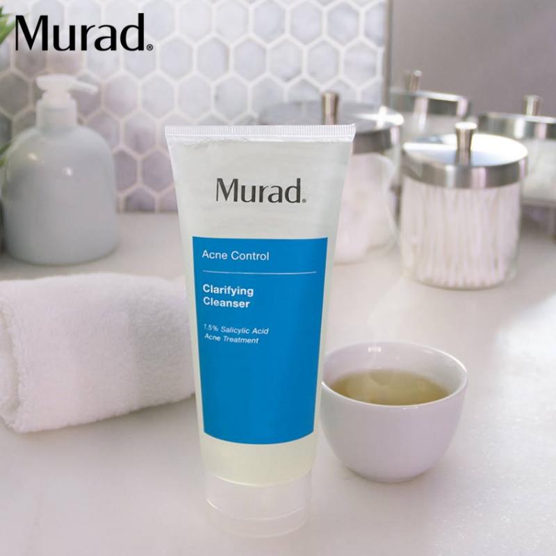 Sữa Rửa Mặt Cho Da Mụn Murad Acne Control Clarifying Cleanser
