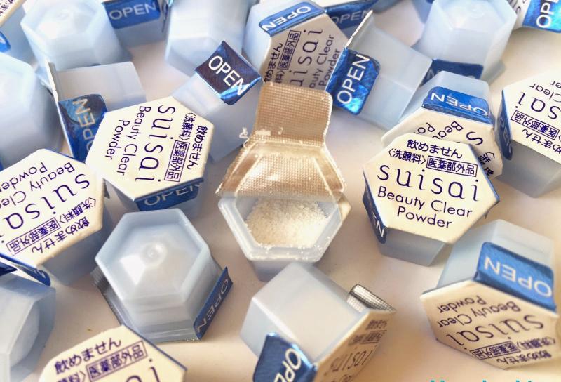 Sữa rữa mặt dạng bột Kanebo Suisai Beauty Clear Powder được bình chọn là sữa rửa mặt bán chạy nhất tại Nhật Bản