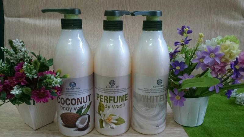 Sữa tắm Classimo Perfume