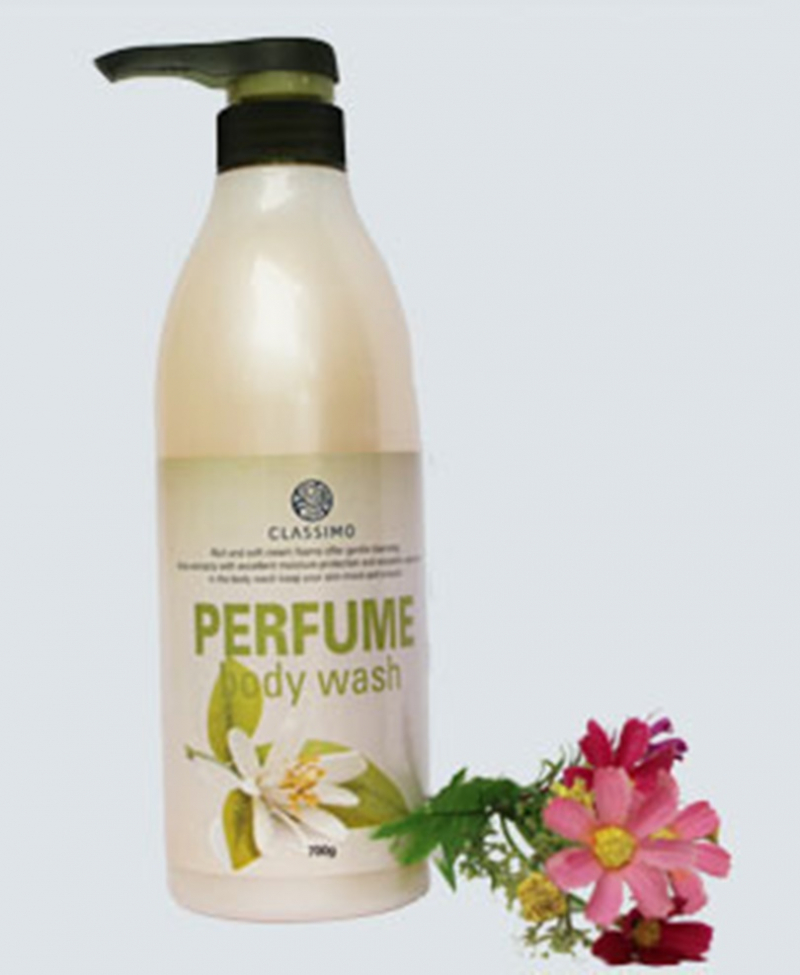 Sữa tắm Hàn Quốc cao cấp tốt nhất hiện nay - Classimo Perfume