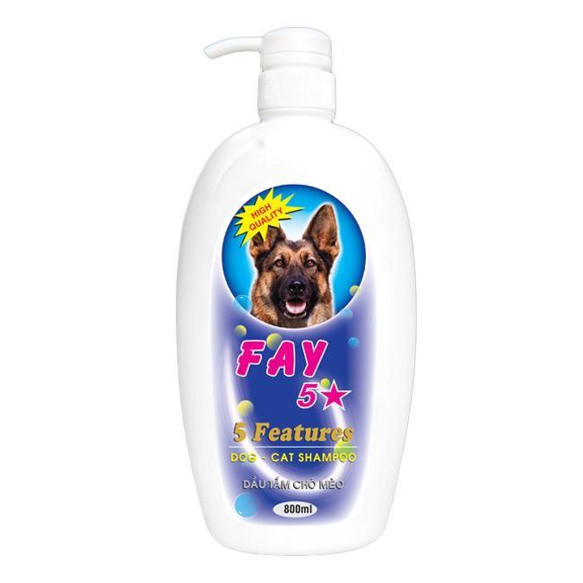 Fay - Dầu tắm Fay 5 sao 800 ml
