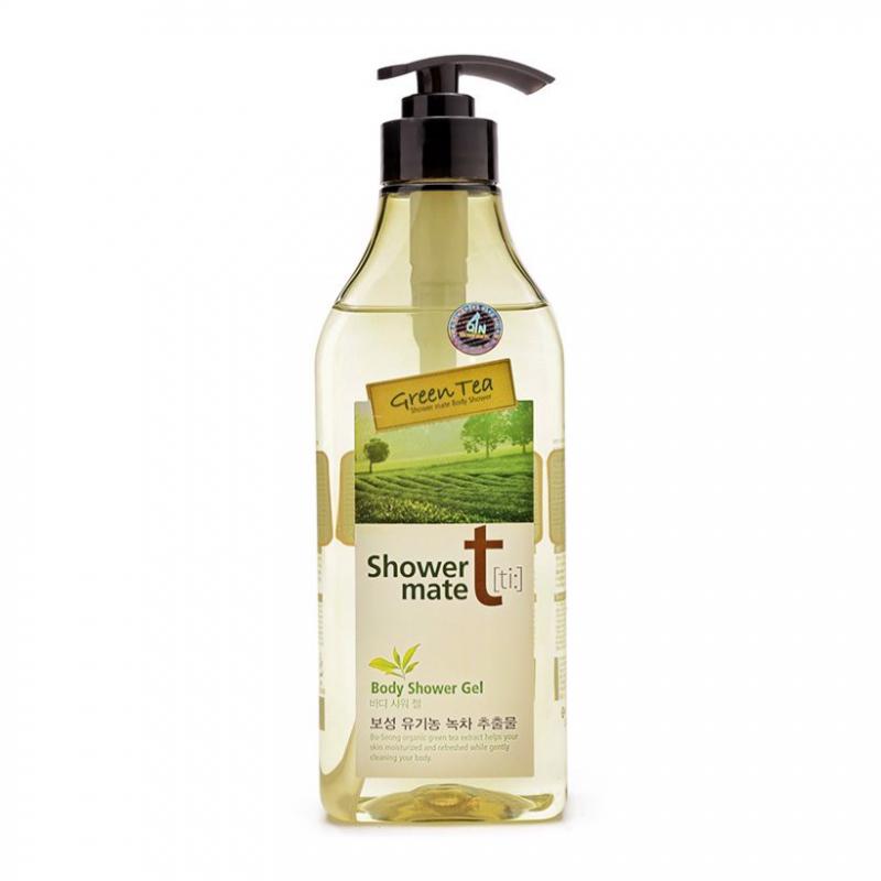 Sữa tắm Showermate Body Nature Green Tea