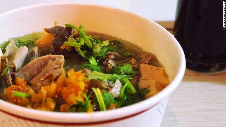 Top 20 Món ăn Trung Hoa phổ biến nhất trên thế giới