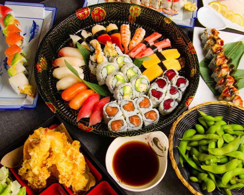 Sushi 88
