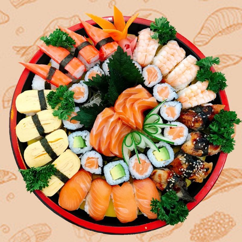 Khay Sushi Garden 3