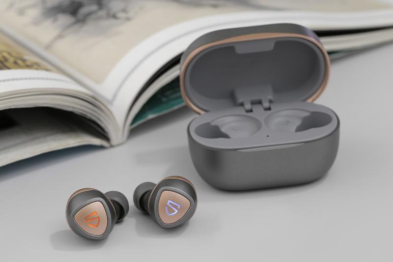 Tai nghe Bluetooth True Wireless Soundpeats Sonic