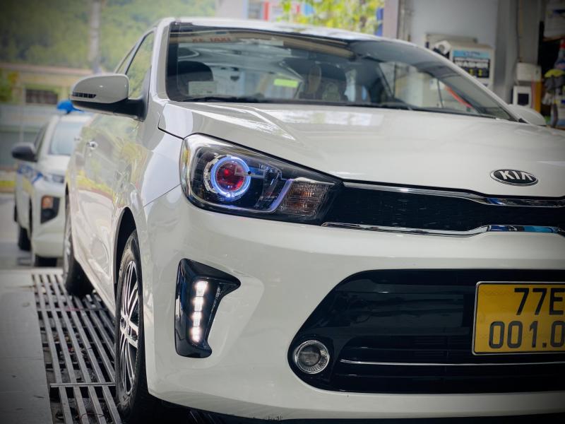 Top 3 Địa chỉ dán decal ô tô uy tín, chất lượng nhất tỉnh Bình Định