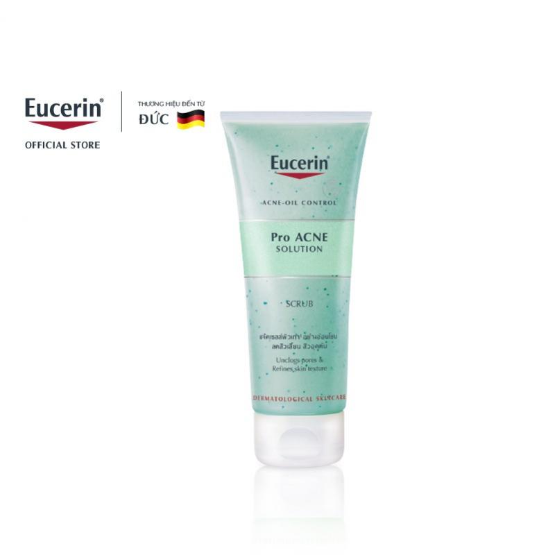 Tẩy Tế Bào Chết Ngăn Ngừa Mụn Eucerin Pro Acne Scrub