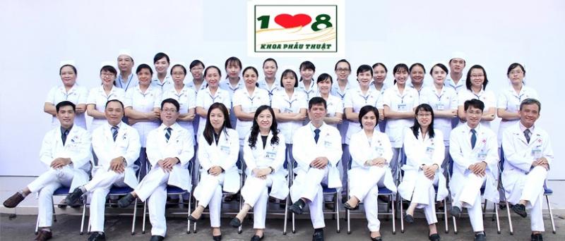 Thẩm mỹ viện 108 Hà Nội