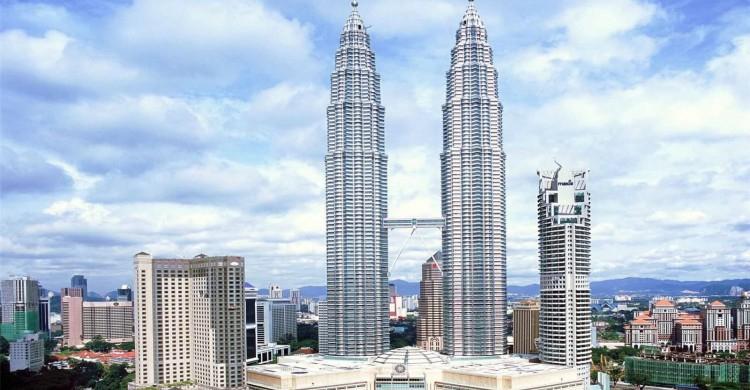 Tháp đôi Petronas - Malaysia