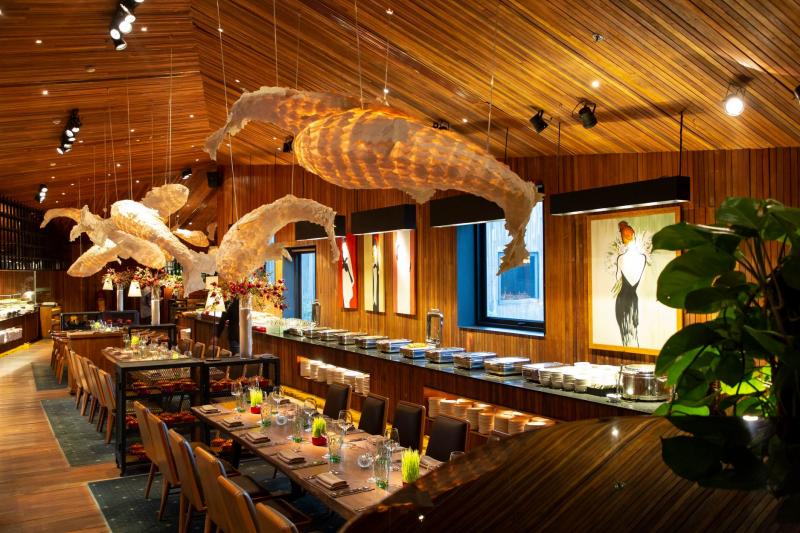 Top 10 Nhà hàng buffet 5 sao sang chảnh nhất tại TP HCM