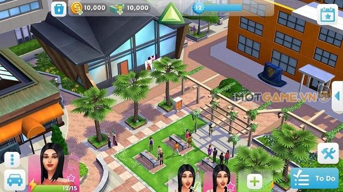 The Sims Mobile: Tựa game mô phỏng đời sống con người huyền thoại chính thức có mặt trên di động