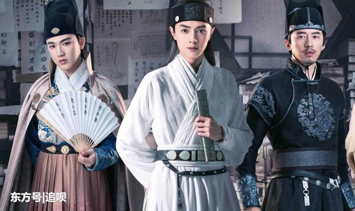 Top 6 Bộ phim trinh thám Trung Quốc hay nhất