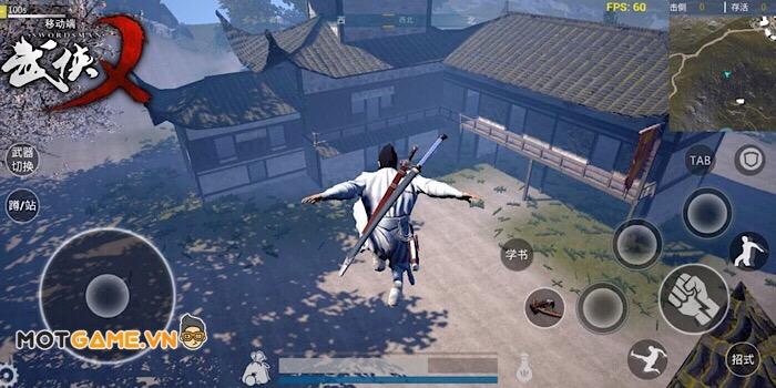 The Swordsmen X Mobile: siêu phẩm battle royale kiếm hiệp!