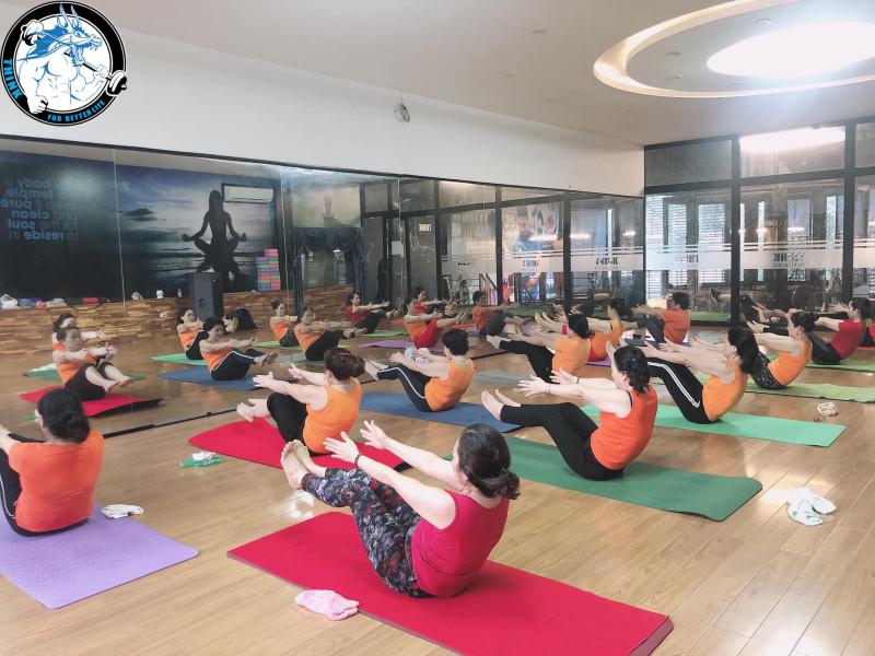 THINK Fitness & Yoga Center