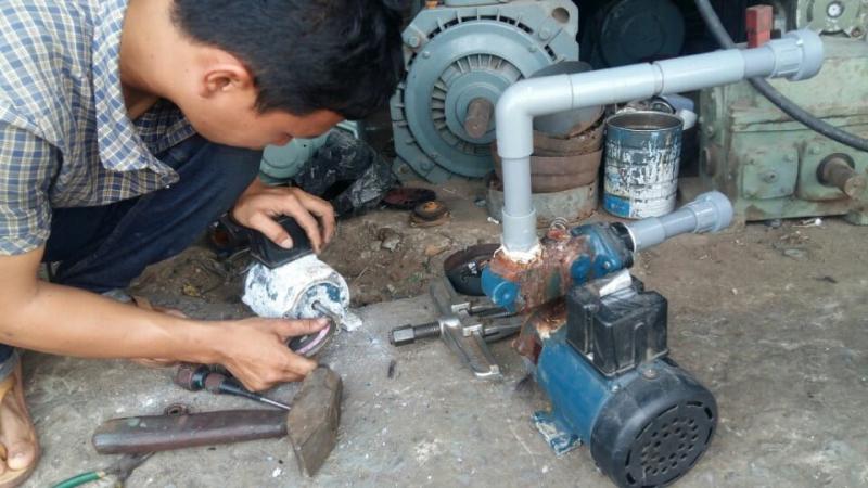 Dịch vụ sửa chữa tại Điện cơ 7 ( Ảnh minh họa, nguồn: Internet )