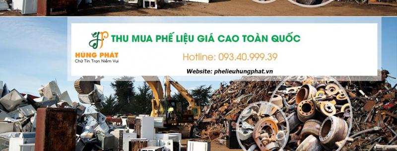 Công ty  thu mua tất cả các loại phế liệu gồm sắt, đồng, nhôm, nhựa, giấy, vải thanh lý, inox,...