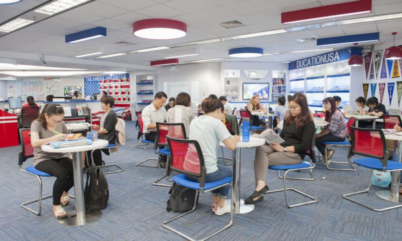 Thư viện American Center