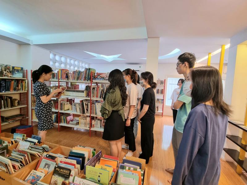 Thư viện Idecaf