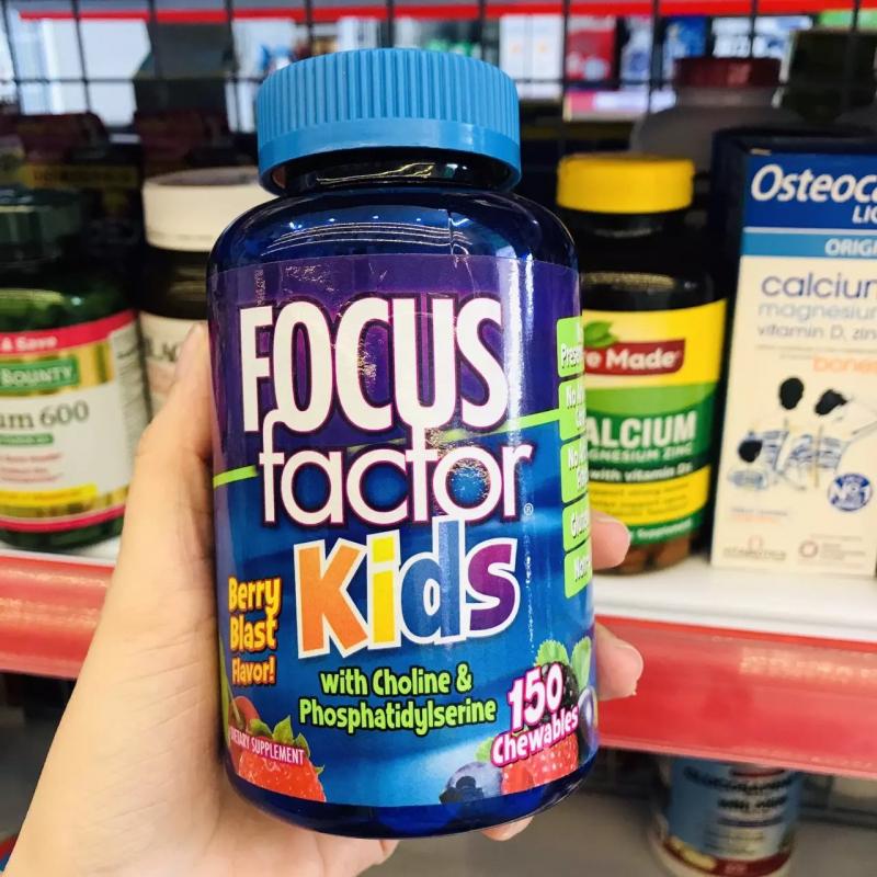 Focus Factor Kids