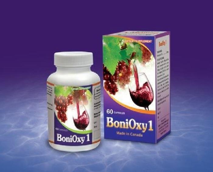 Thực phẩm chức năng BoniOxy