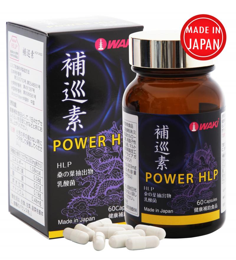 Thực phẩm chức năng Power HLP