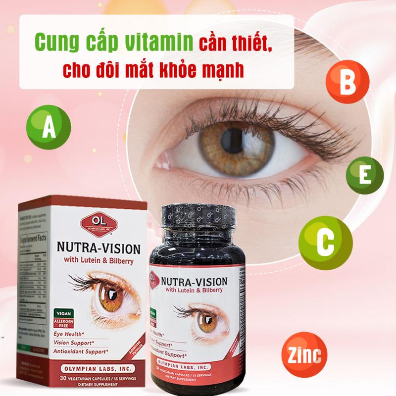 Viên uống bổ mắt Nutra-Vision