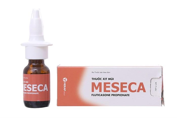 Xịt mũi Meseca