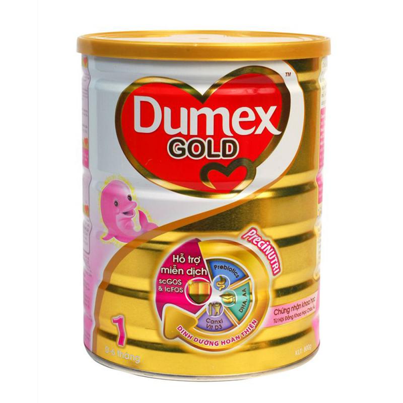 Sữa bột Dumex Dulac Gold 1
