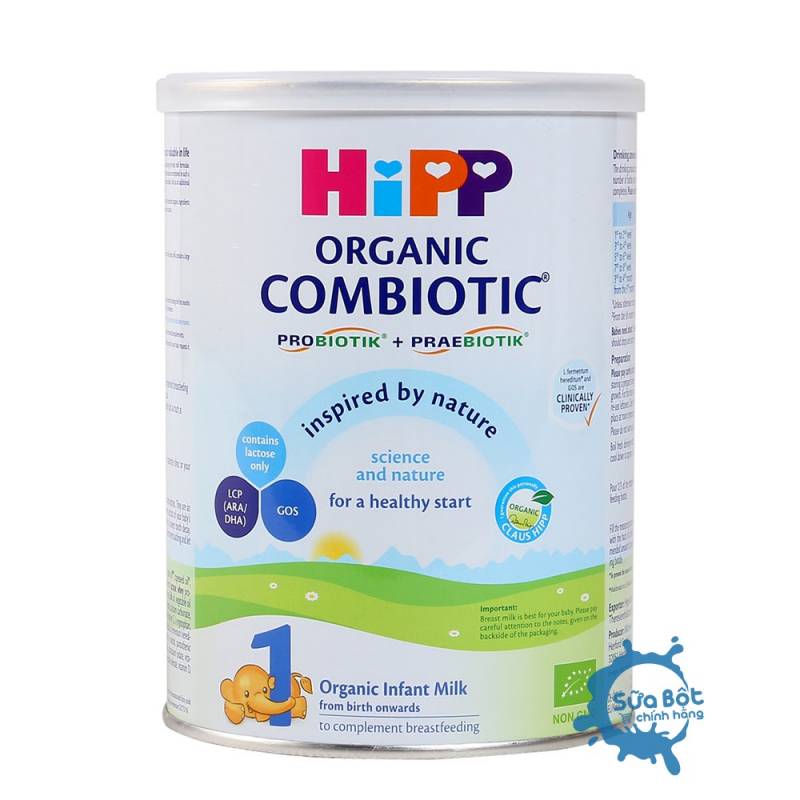 Sữa Hipp Combiotic số 1