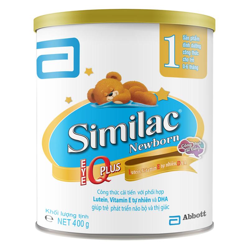 Sữa Similac IQ số 1 - New born