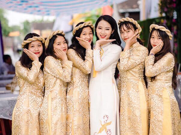 Top 8 Địa chỉ cho thuê áo dài cưới hỏi đẹp nhất tại TP. Vinh, Nghệ An