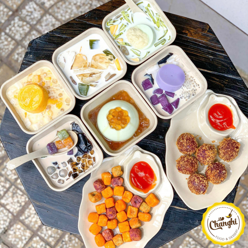 Tiệm chè ngon Chang Hi