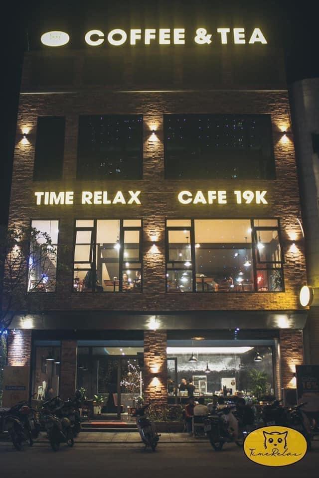 Time Relax - Coffee & Tea