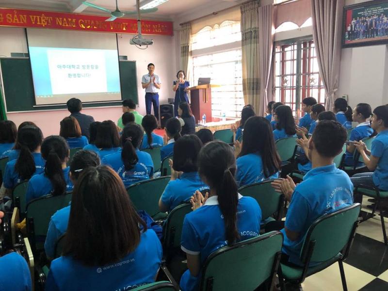 Top 5 Trung tâm dạy tiếng Hàn tốt nhất tại tỉnh Bắc Giang