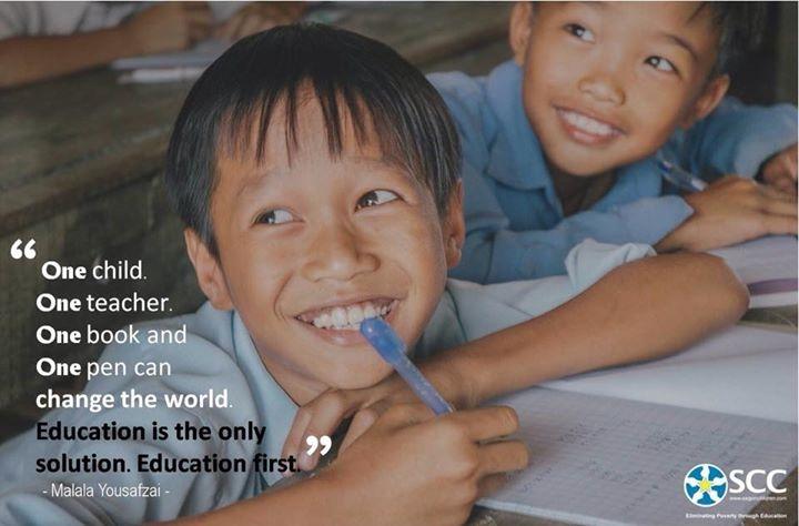 Tổ chức từ thiện Saigon Children's Charity nhằm mục tiêu giúp trẻ em Việt Nam nhận được sự giáo dục toàn diện