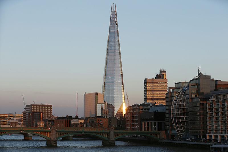 Tòa nhà chọc trời The Shard - London