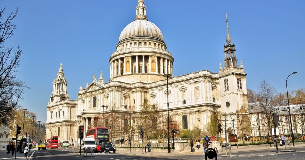 Tòa thánh St. Paul-London