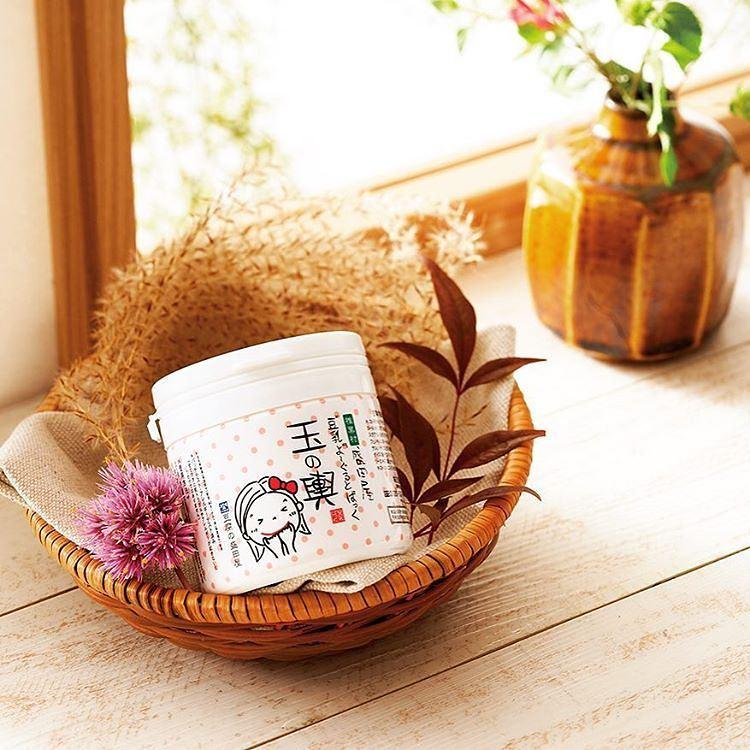 Mặt Nạ Đậu Hũ Non Sữa Chua Nhật Bản Chính Hãng Tofu No Moritaya Face Pack