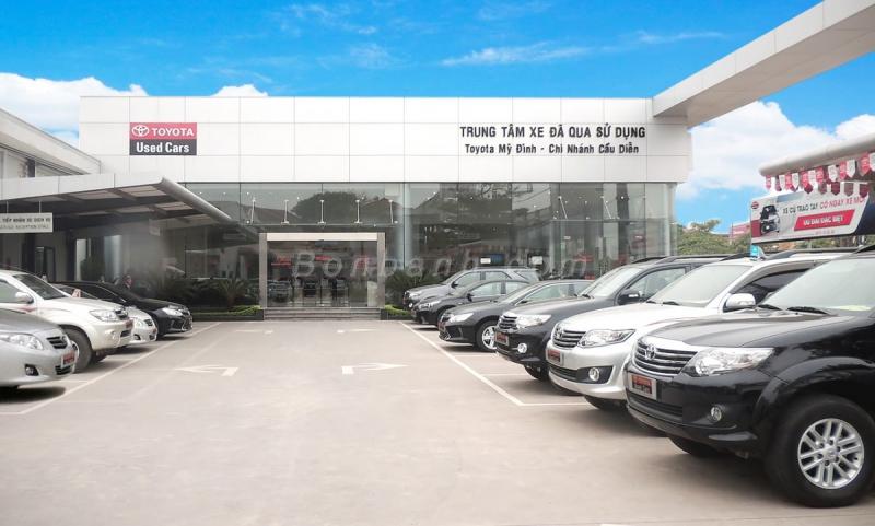 Toyota Mỹ Đình - chi nhánh Cầu Diễn