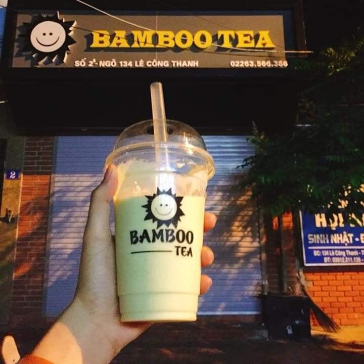 Trà sữa Bamboo tea