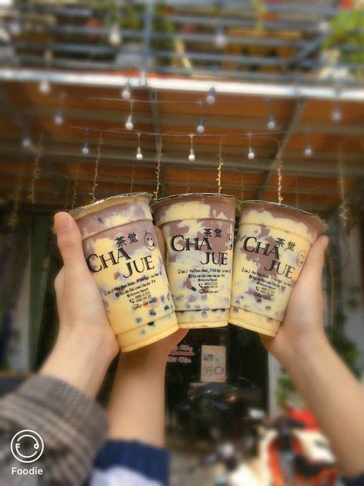 Trà sữa Đài Loan Cha Jue