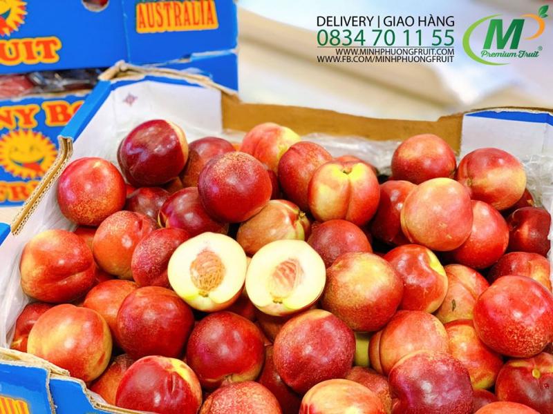 Trái Cây Nhập Khẩu - Minh Phuong Fruit có nguồn gốc rõ ràng, có tờ khai và giấy tờ nhập khẩu hoa quả đạt chuẩn